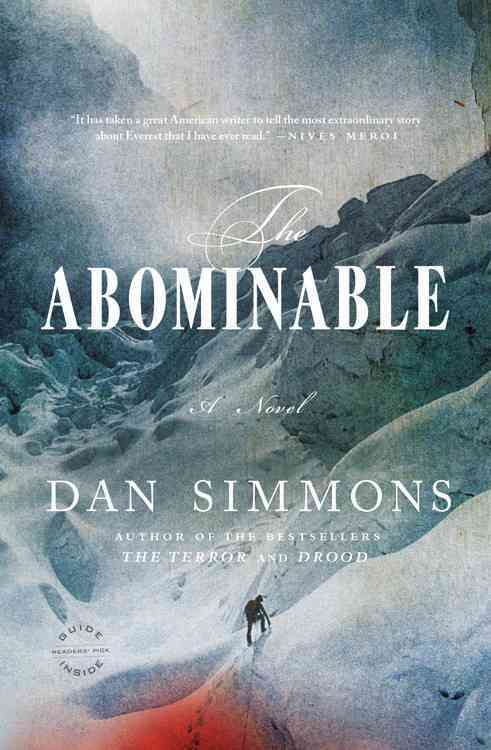 The Abominable By Simmons, Dan