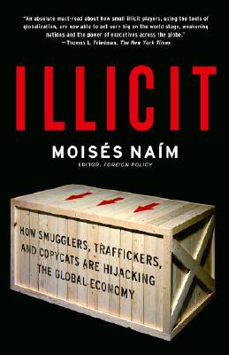 Illicit By Naim, Moises